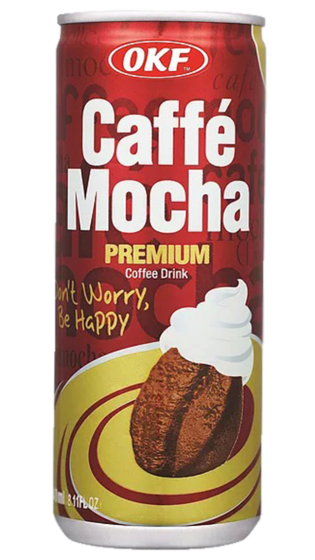 OKF Coffee Mocha 240ml